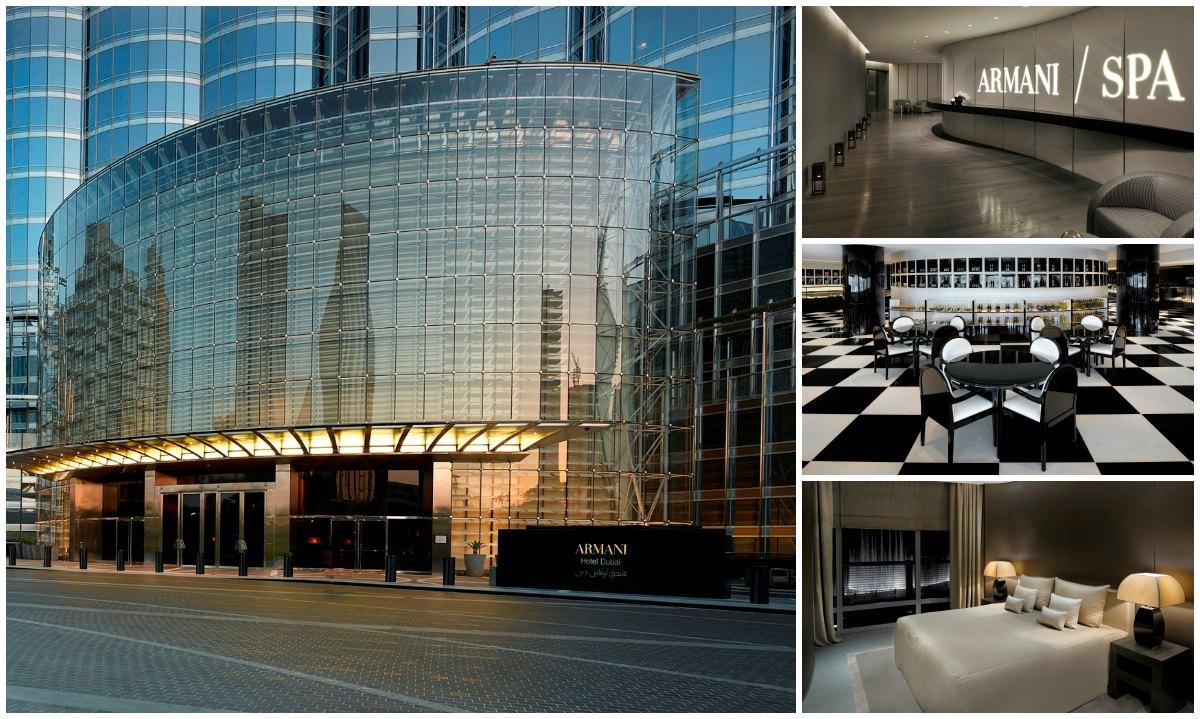 Armani design Hotel