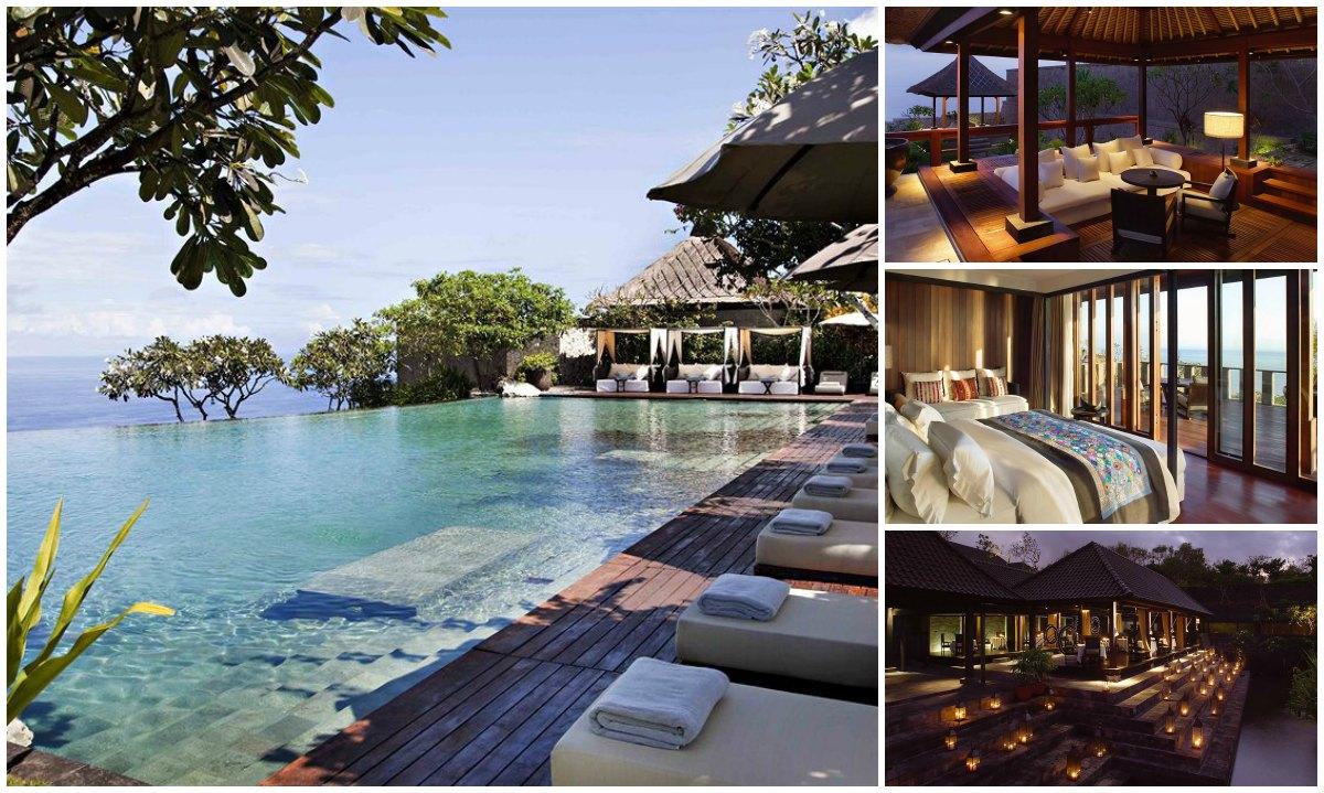 Bulgari Bali Resort design hotel