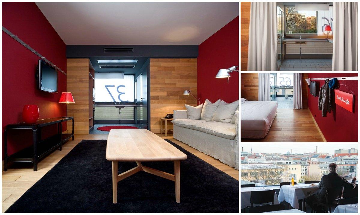 Casa Camper Berlin design hotel