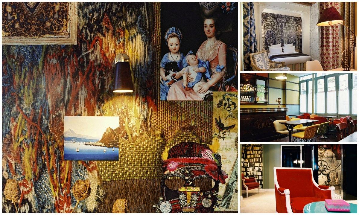 Du Petit Moulin design hotel