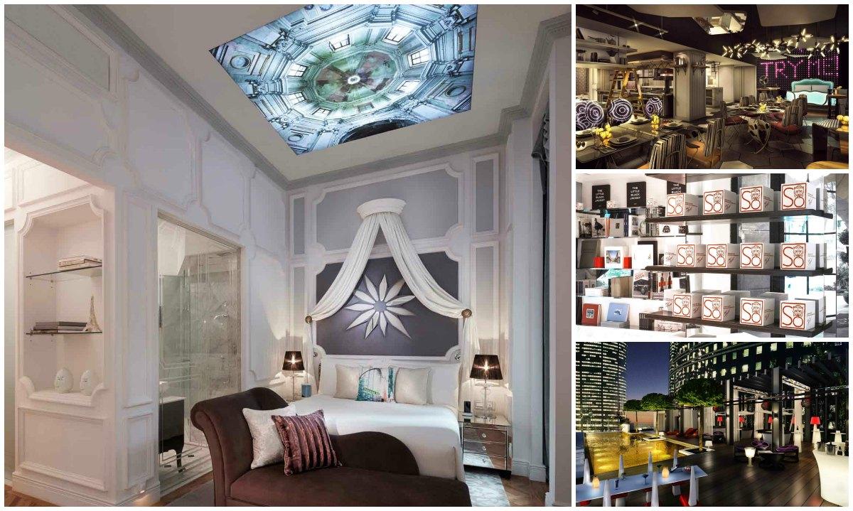 Sofitel So Singapore design hotel
