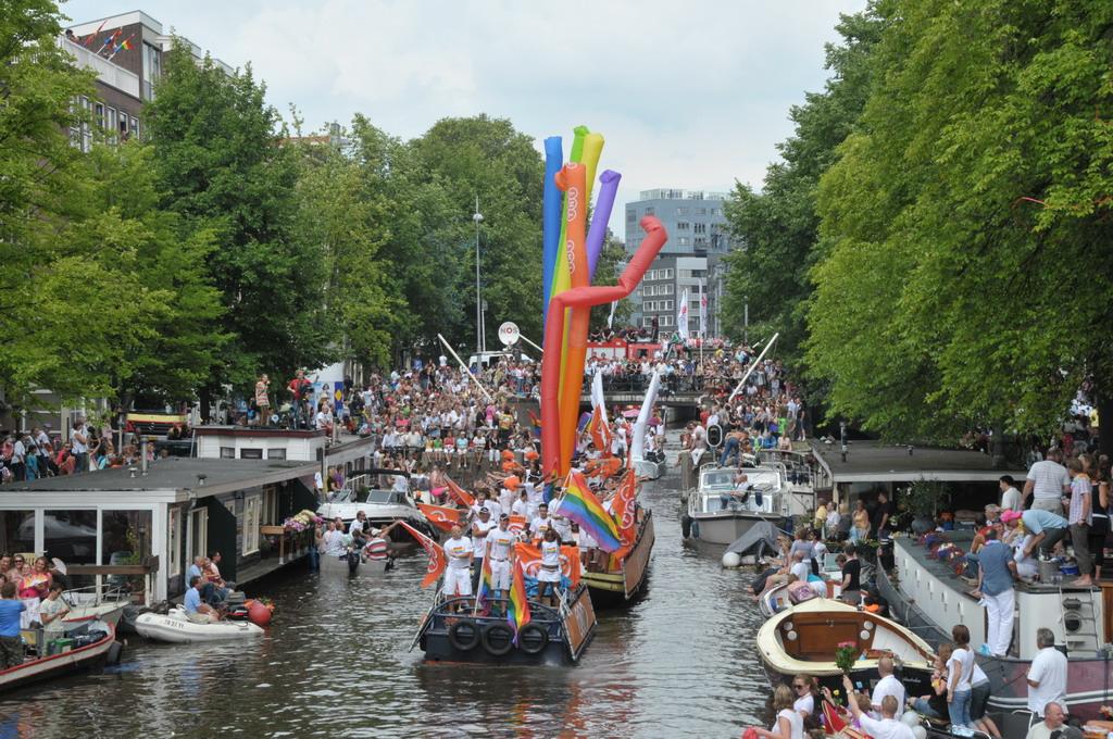 amsterdam - onur haftası