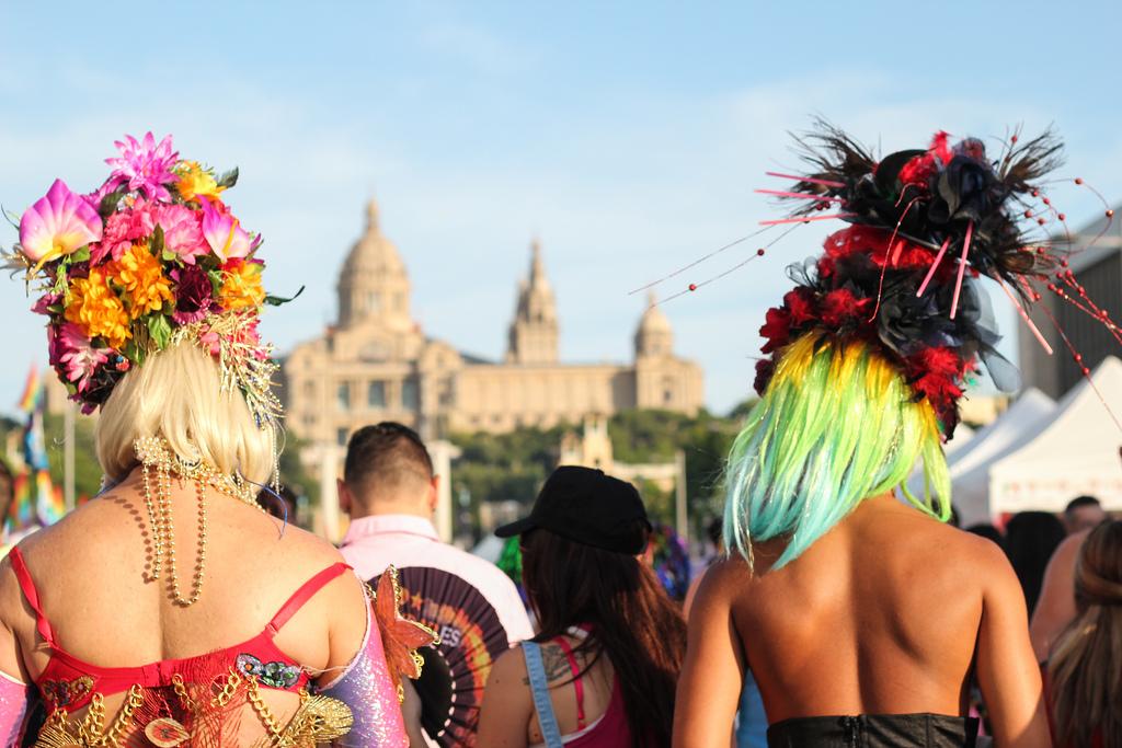 barcelona - onur haftası