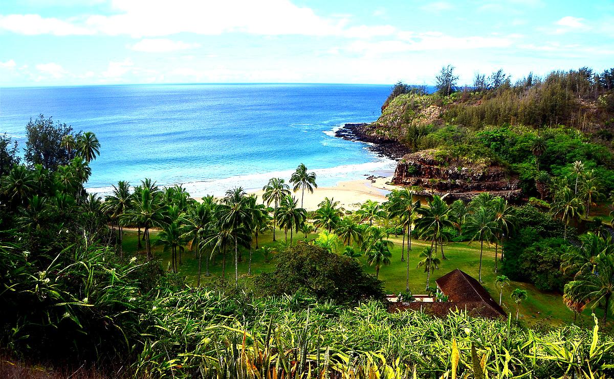 balayı şehirleri - kauai