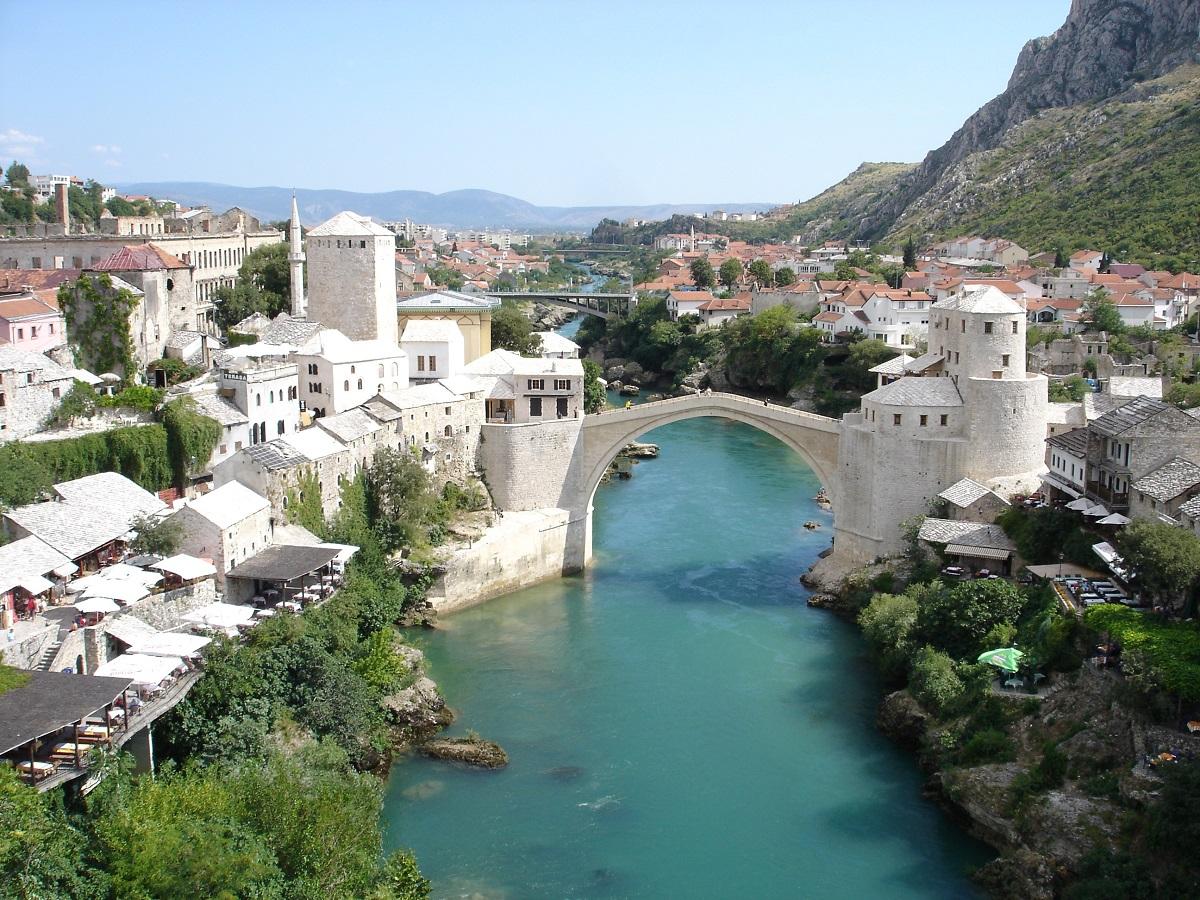 Balkan Turu - Mostar