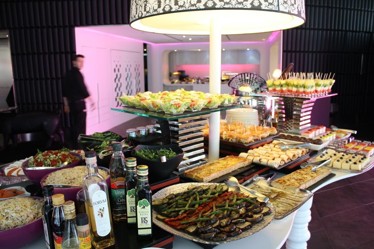 Barcelo Raval Barcelona Brunch Buffet