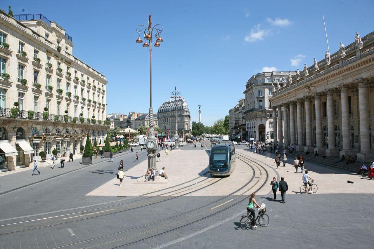 Bordeaux - Credit Thomas Sanson