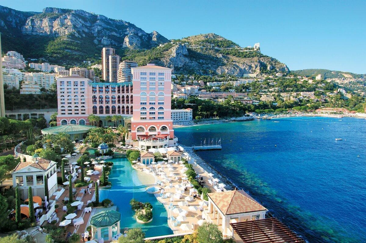 monte carlo bay resort casino facade