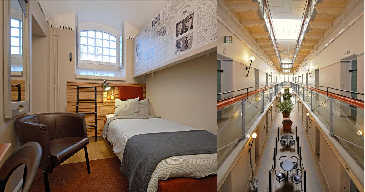 Långholmen Hotel og Hostel Stockholm