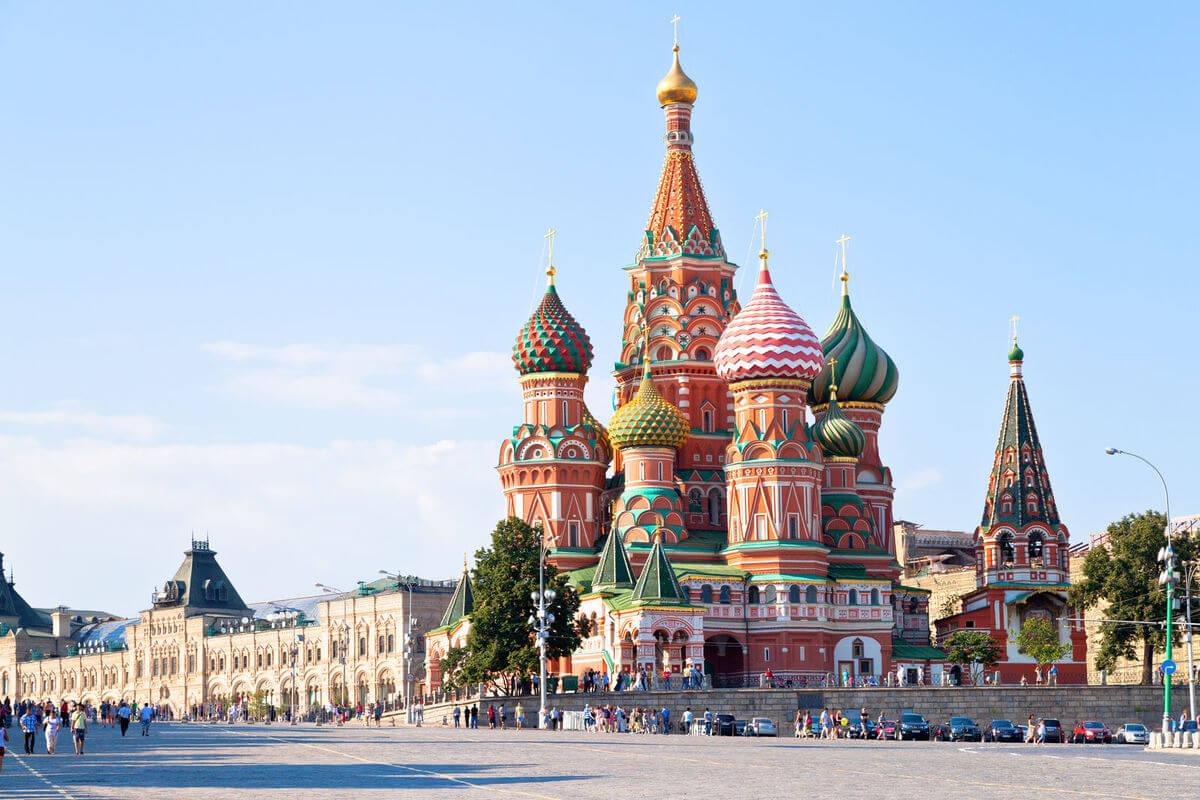 Moskva-Katedral-Rusland