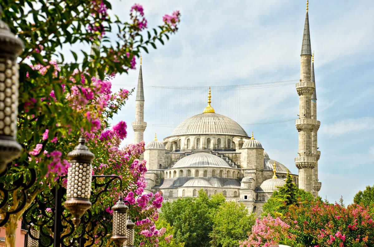 Istanbul-Hagia-Sofia-Tyrkiet