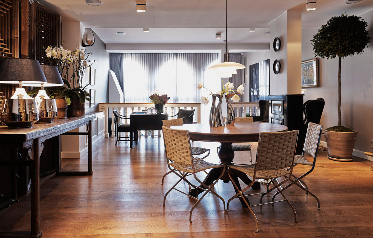 Nimb Hotel Executive Suite stue