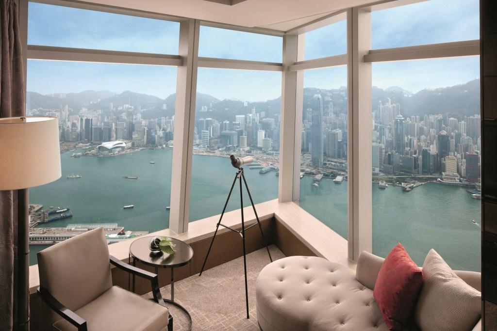 © Ritz-Carlton Hong Kong