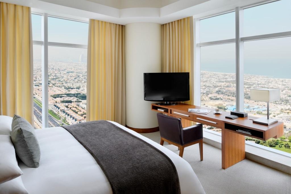 © JW Marriott Marquis Dubai