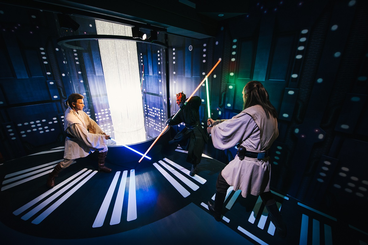 Library images of the Star Wars Attraction at Madame Tussauds' London. © Mikael Buck / Madame Tussauds http://www.mikaelbuck.com / mikaelbuck@gmail.com / 07828 201 042