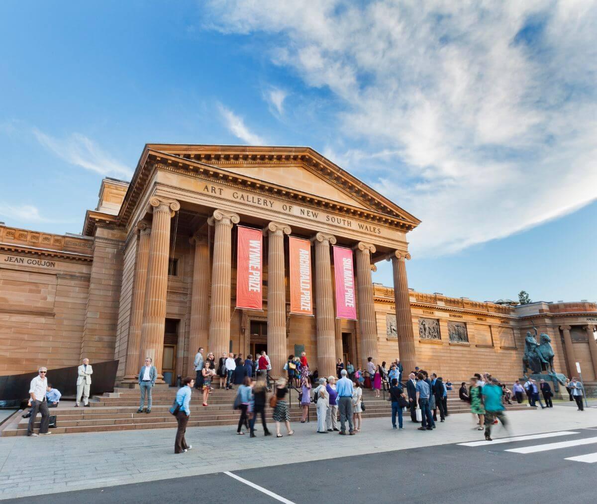 Art Gallery NSW, Sydney