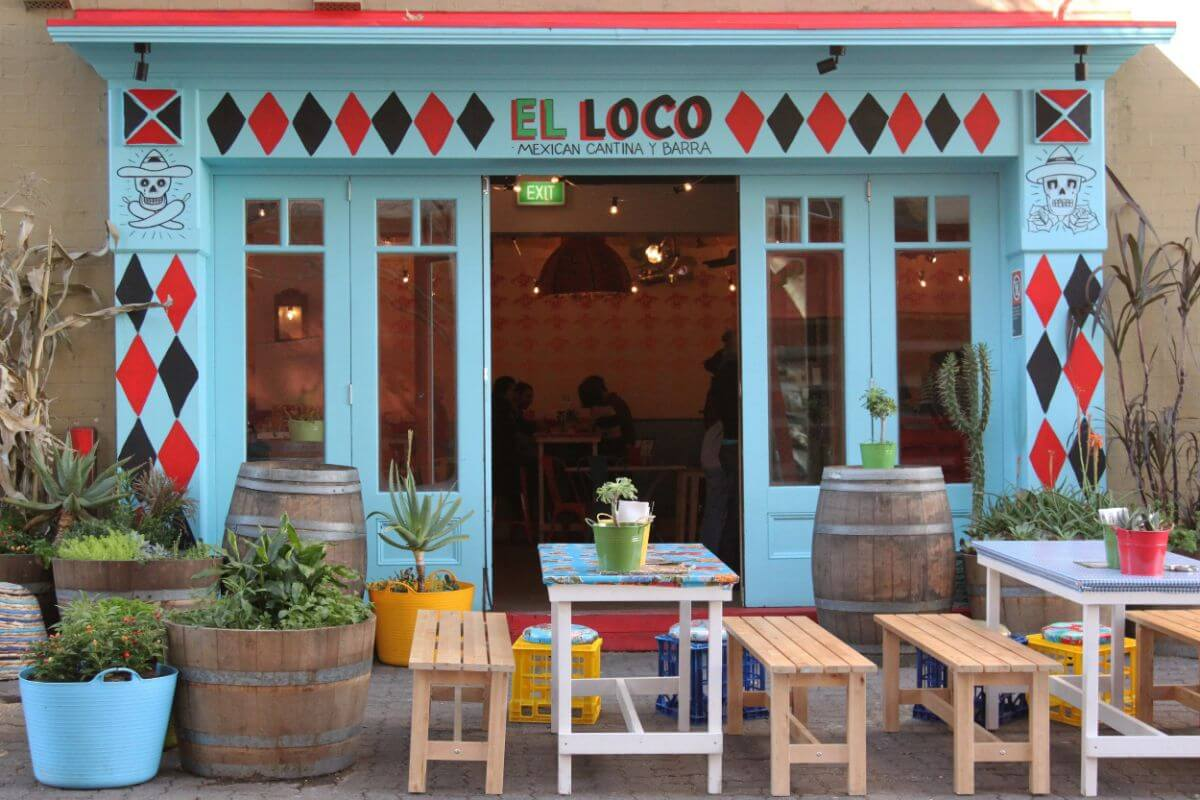 El Loco in Surry Hills, Sydney.