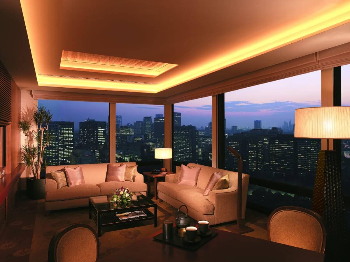 Tech geeks will enjoy The Peninsula hotel in Tokyo.