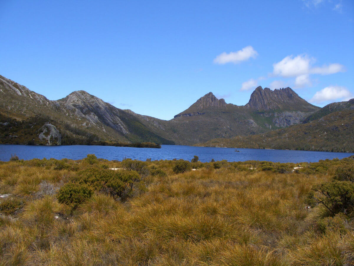 Cradle Mountain (c) Jenny Mealing