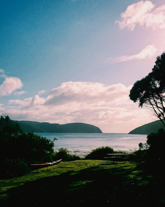 Fortescue Bay, Cape Hauy, Tasmania
