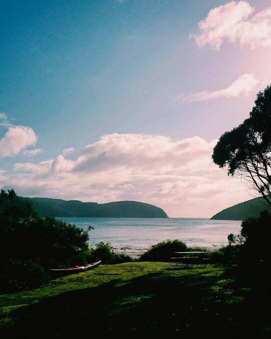 Fortescue Bay, Cape Hauy, Tasmania