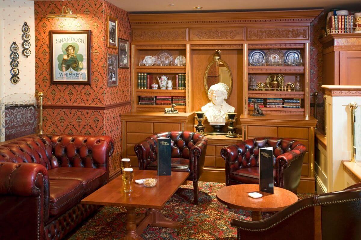 George and Dragon pub, london