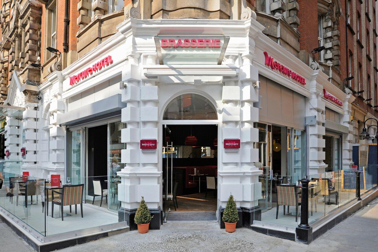 Mercure London, Bloomsbury
