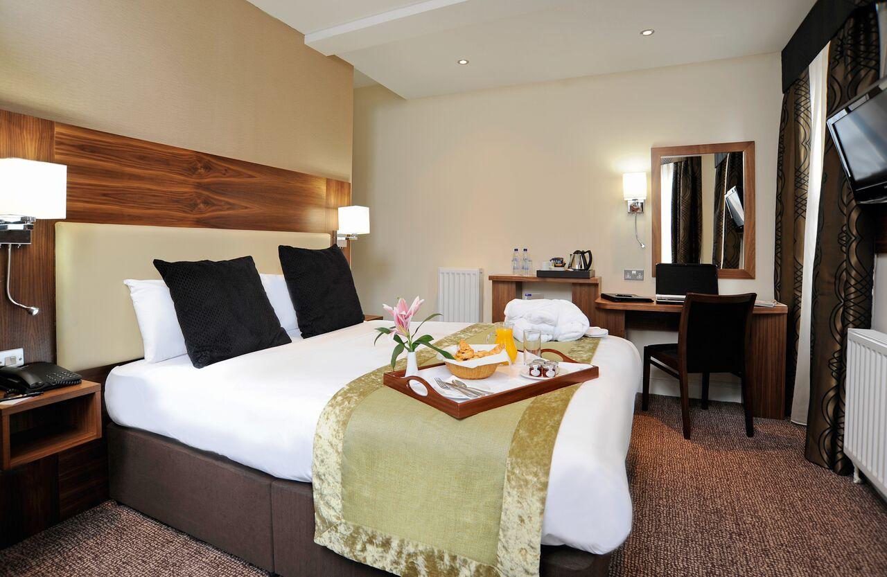 mercure hotel room