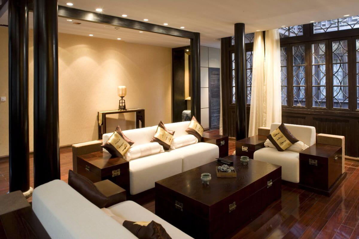 wuzhen club house lounge