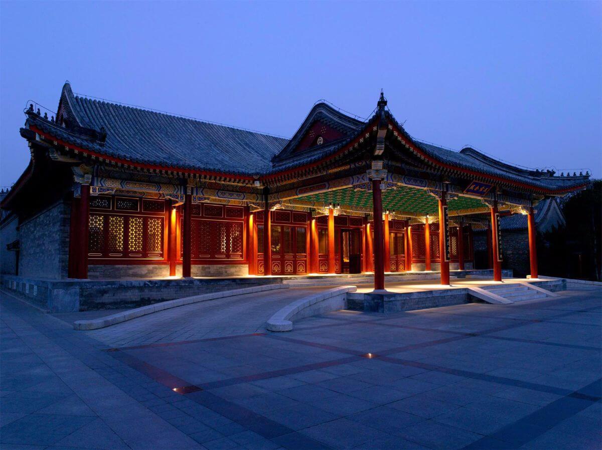 aman summer palace, exterior