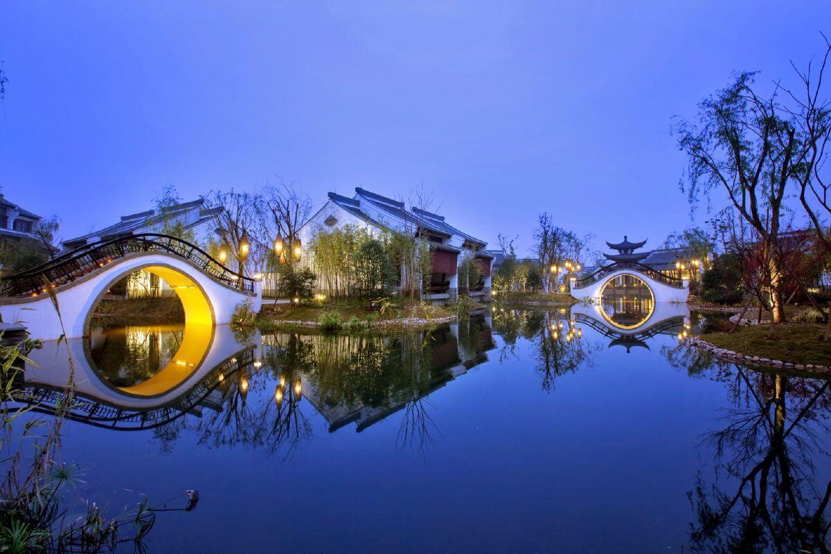 banyan tree hotel, hangzhou