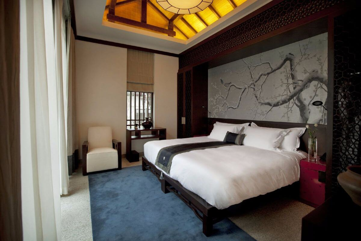 banyan tree, hangzhou, room