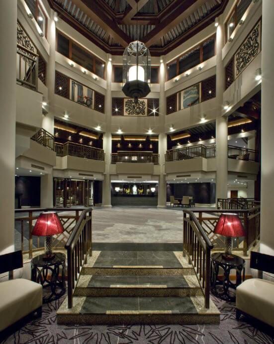lobby pan pacific suzhou