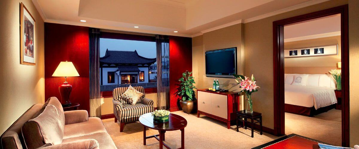 pan pacific room suzhouo