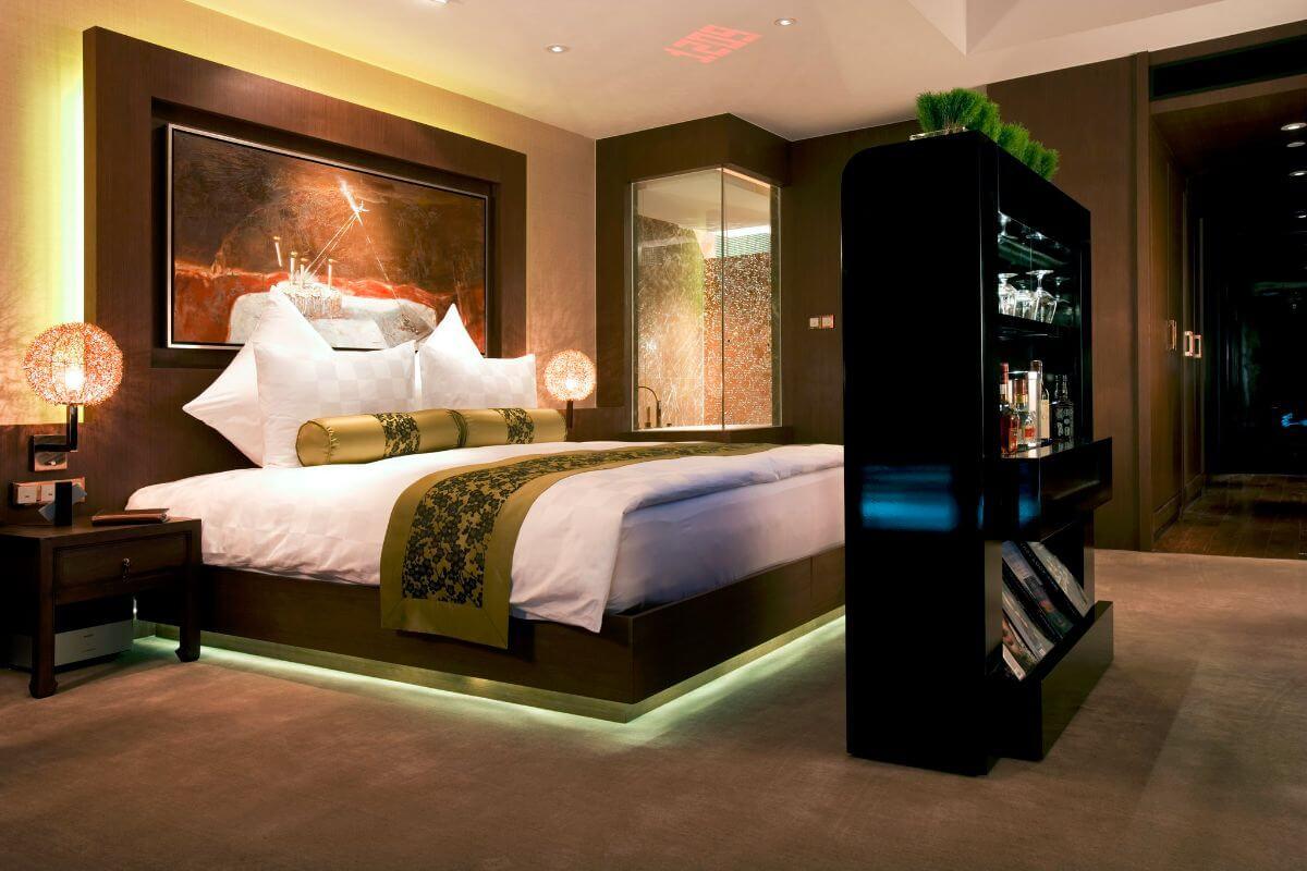 pudi boutique hotel room