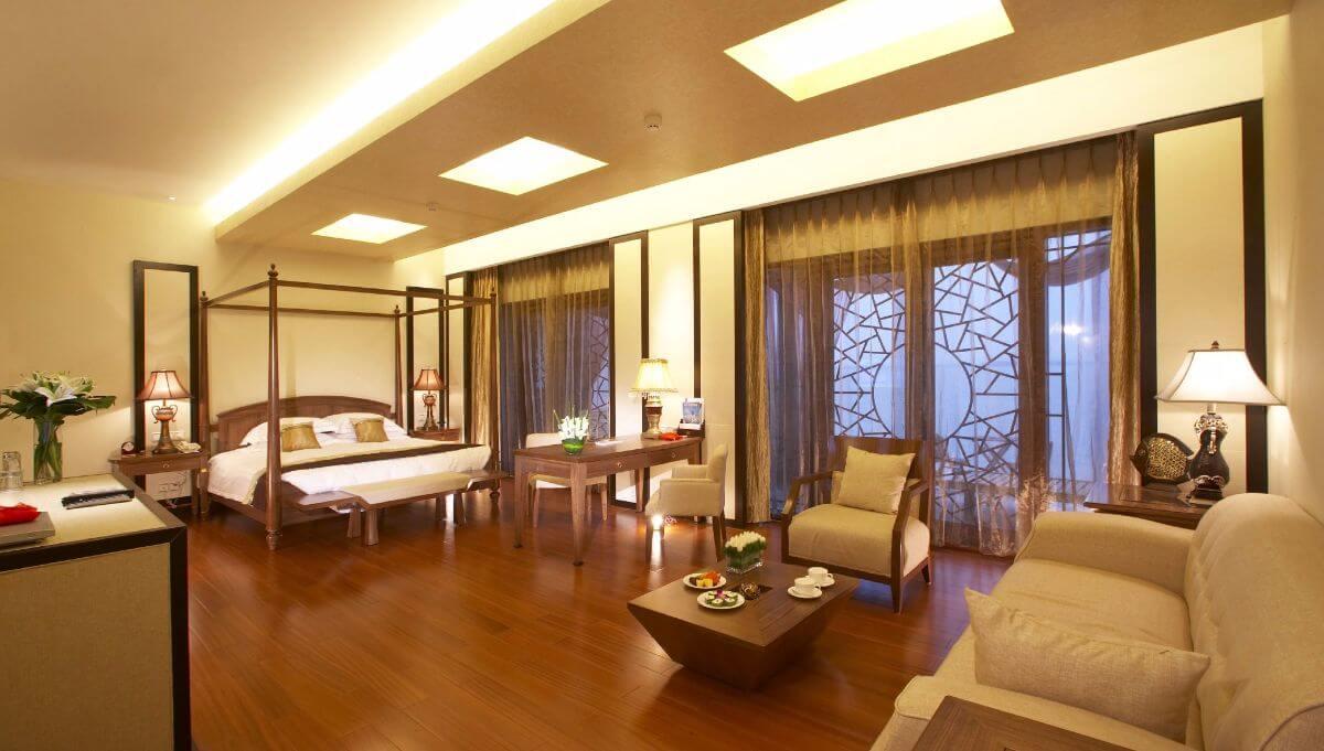 Regalia resort and spa room