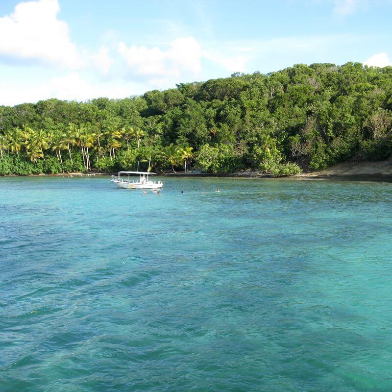 Baignoire de Joséphine - Martinique