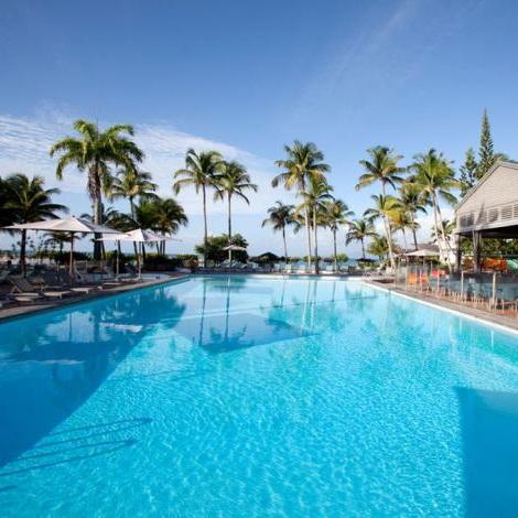 Piscine - Hôtel La Créole Beach & Spa - Guadeloupe