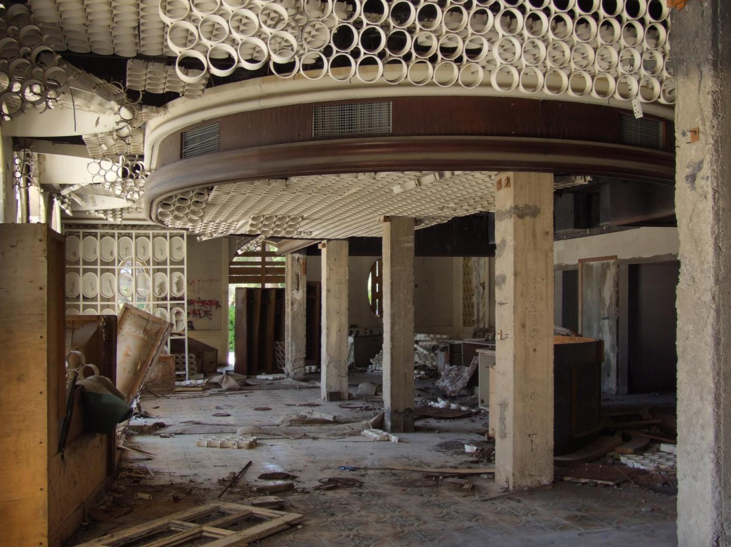 Hôtel abandonné - Grand Hotel de Kupari - Croatie