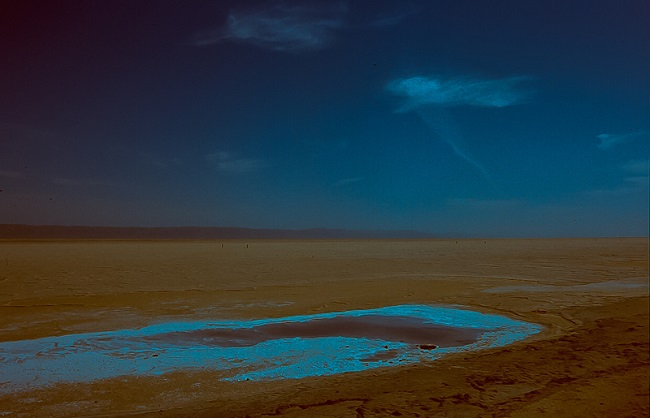 Grande Dune de Nefta, Tunisia