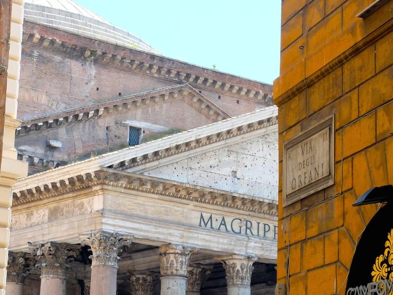 Via Degli Orfani à Rome