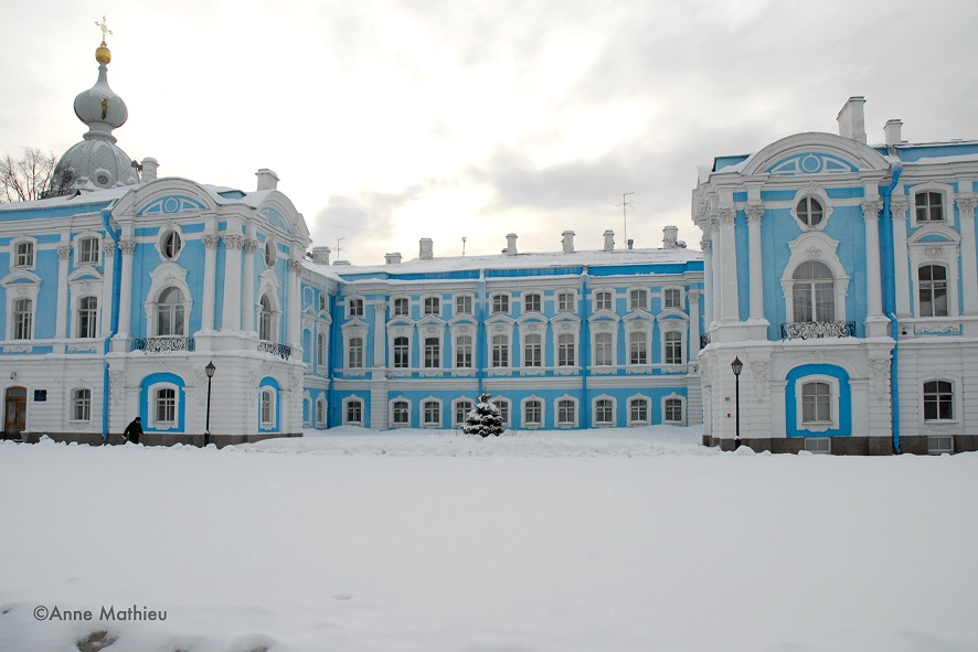 Palais Saint Pétersbourg