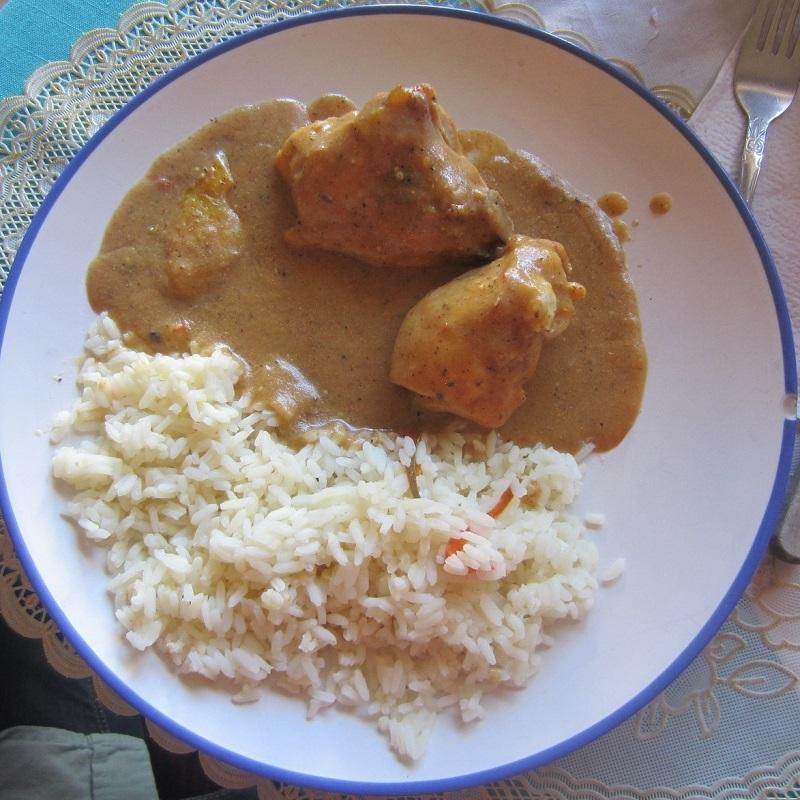 riz et pepian