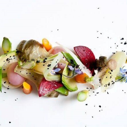 Plat - Restaurant SeaSens - Hôtel Five Seas - Cannes -