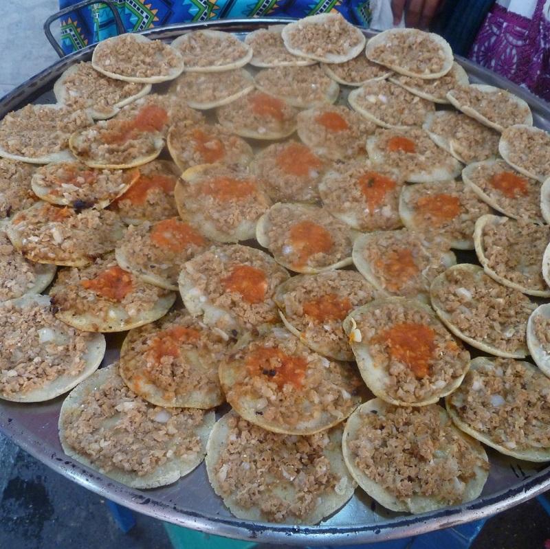 Garnachas - poele