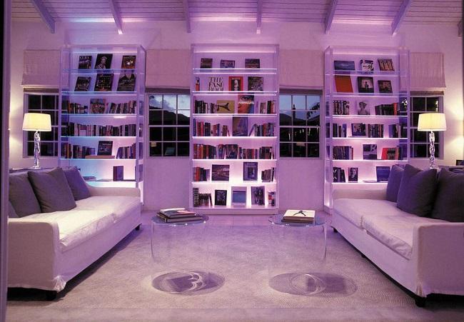 Bibliothèque - Hôtel Carlisle Bay - Antigua & Barbuda