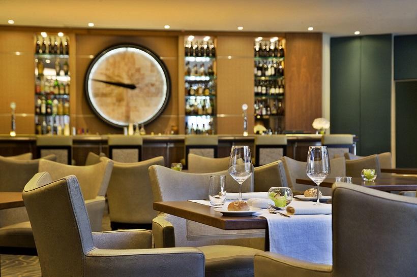 Bar Tempus Lounge - Hôtel Corinthia Lisbon - Lisbonne