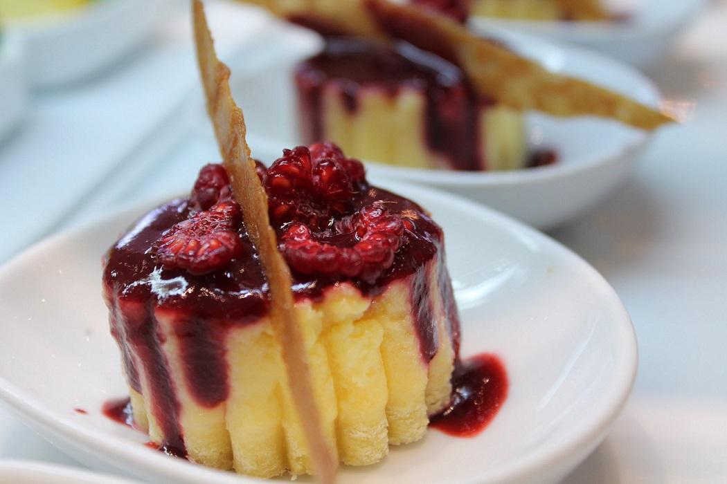 Assiette de desserts - Hôtel Corinthia Lisbon - Lisbonne