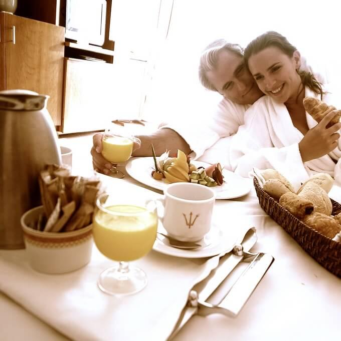 Room service Hôtel