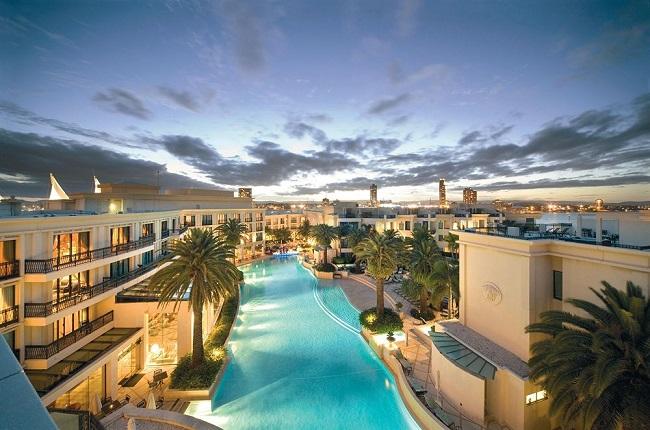 Piscine - Palazzo Versace - Gold Coast - Australie
